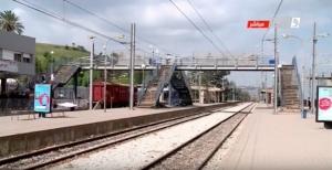 الجزائر - الافتتاح الرسمي تيزي وزو تحديث خط السكة الحديد - الجزائر 15 أبريل 2017